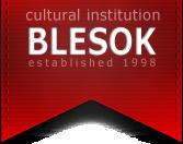 Blesok Logo